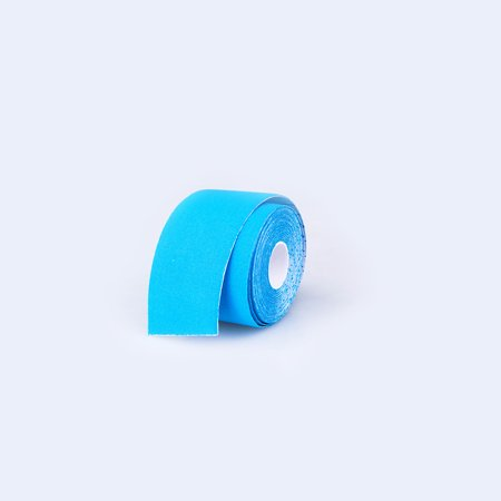 5m x 5cm Kinesiology Sports Muscles Care Elastic Physio Therapeutic Tape, Blue - Walmart.com