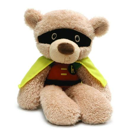 GUND DC Comics Fuzzy Robin Plush Stuffed Animal 14