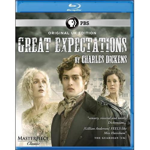 Masterpiece Classic: Great Expectations (Original U.K. Edition) (2012) (Blu-ray) (Widescreen)