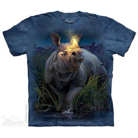 the mountain rhinocer u adult t-shirt tee](Adult Stores Okc)