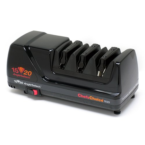 Chef's Choice Diamond Hone Angle Select 15 20 Plastic Electric Knife Sharpener by BigKitchen