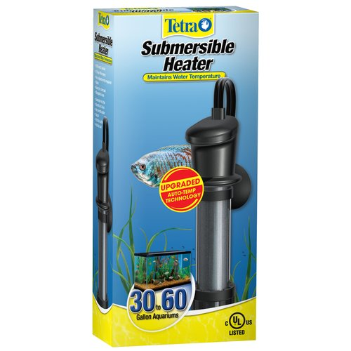 Tetra 30-60 gal 200W Submersible Heater
