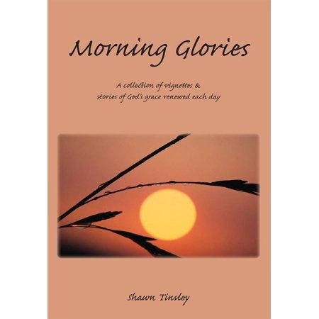 Morning Glories - eBook](Morning Glory Stationery)