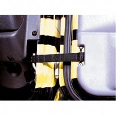 Jeep Wrangler Door Straps (Adjustable Door Straps, 55-06 Jeep CJ And)