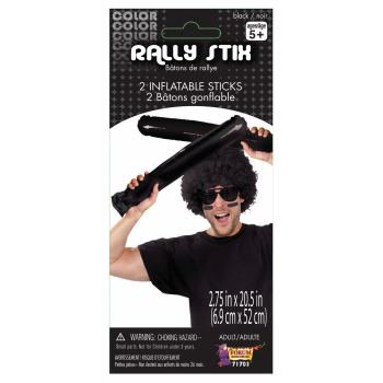 COLORED SPIRIT STICKS-BLACK 12 PACK](Spirit Halloween Website)