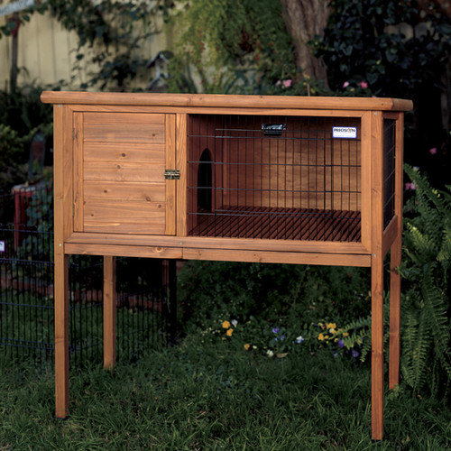 Precision Pet Products Extreme Rabbit Hutch