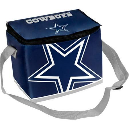 Nfl Zipper Lunch Bag Dallas Cowboys
