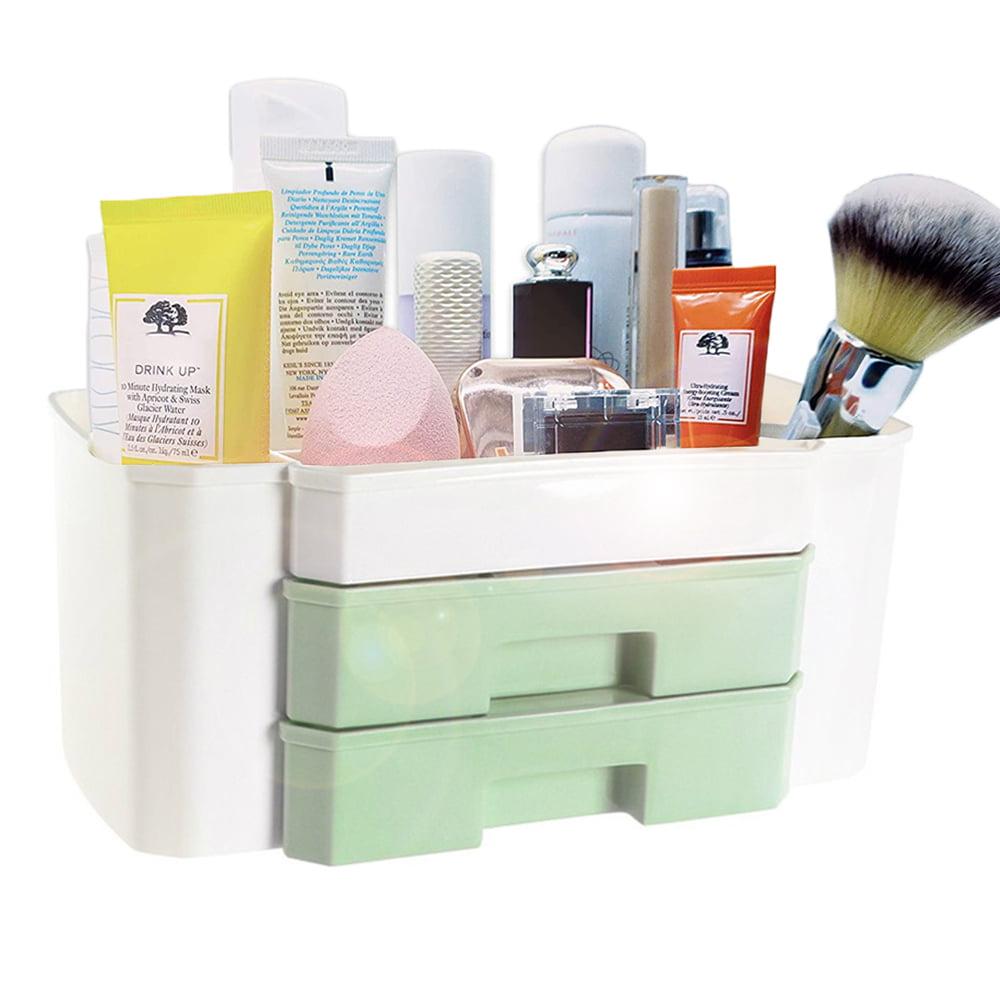 Drawers Countertop Makeup Storage Box