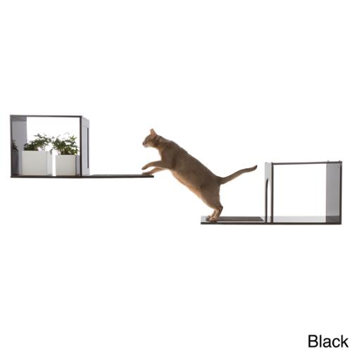 Designer Pet Products The Sophia Wall-Mounted Cat Tree