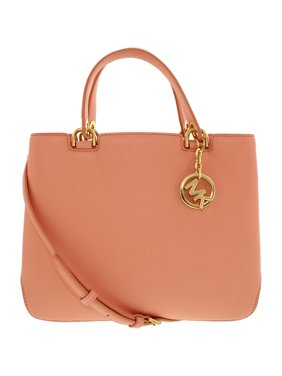 26bdfe8a999a Product Image Women's Medium Anabelle Top Zip Leather Top-Handle Bag Tote -  Pale Pink. Michael Kors