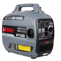 A-iPower AP1500i 1500W Enclosed Digital Inverter Generator