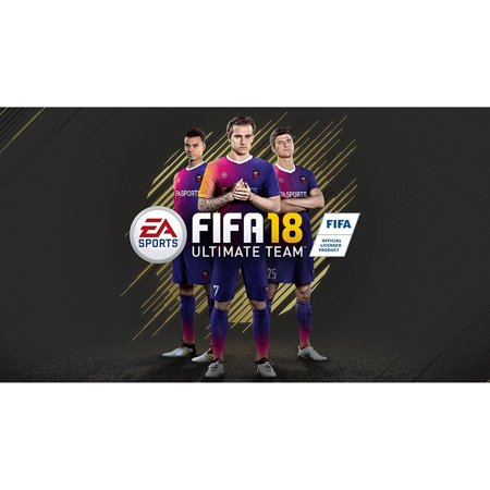 100 FIFA 18 Points Pack, Nintendo Switch, [Digital Download], 045496594831 (Fifa 15 Halloween Packs)