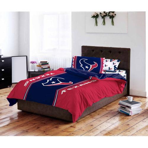 Nfl Houston Texans Bed In A Bag, Houston Texans Bedding Queen