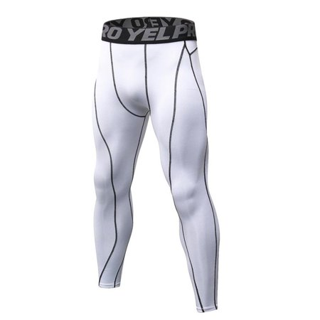 The Cheapest Price Newest Mens Compression Tights Fitness Workout Pants Joggers Men Bodybuilding Leggings Breathable Pants Sportswear Trousers Luggage & Bags