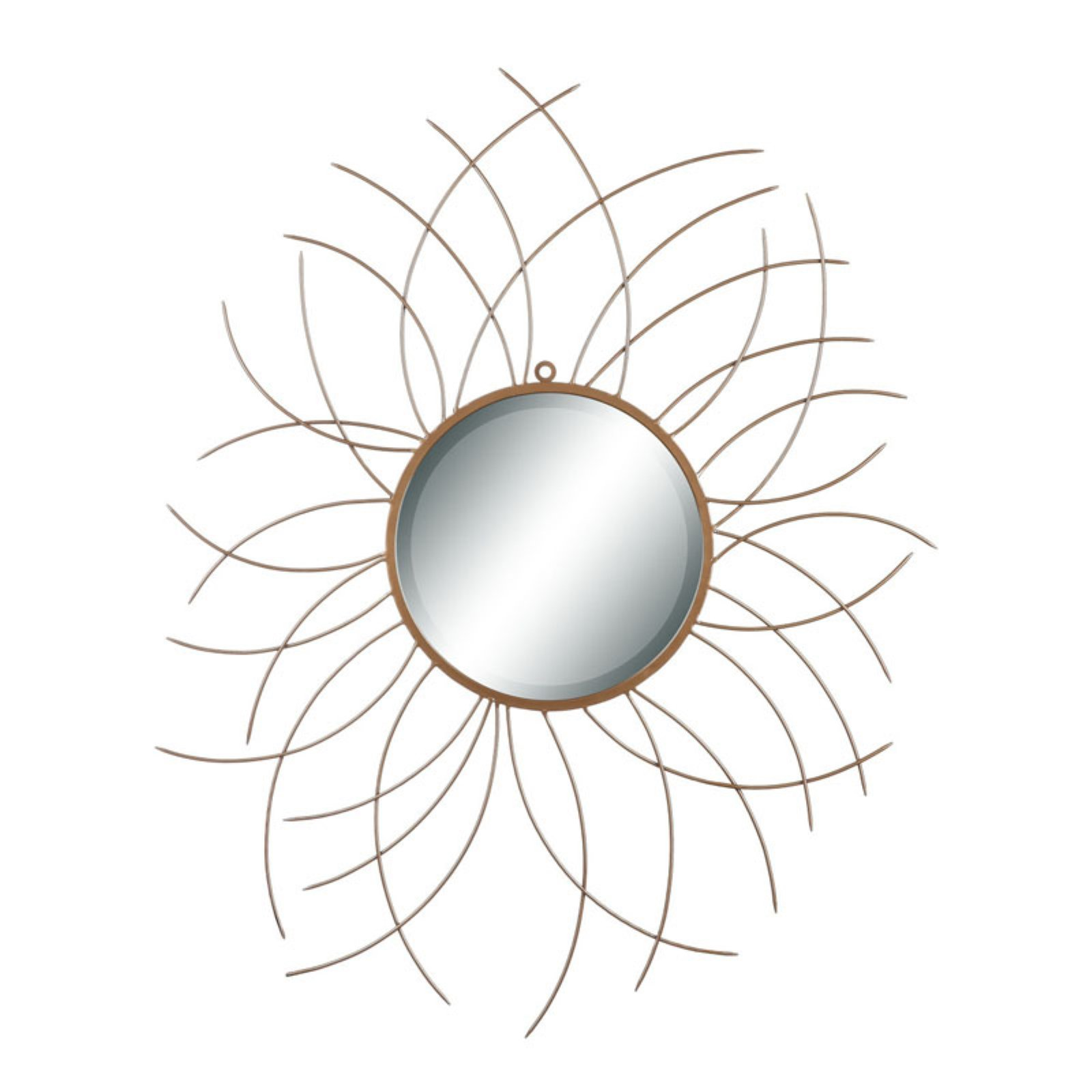 Beason Starburst Mirror - 28W x 35H in.