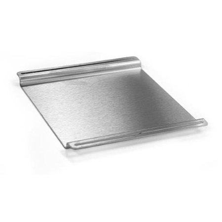 Rosseto Serving Solutions SM142 Skycap Multi-Level Stainless Steel Brushed Finish Cover Brushed Stainless Steel Finish