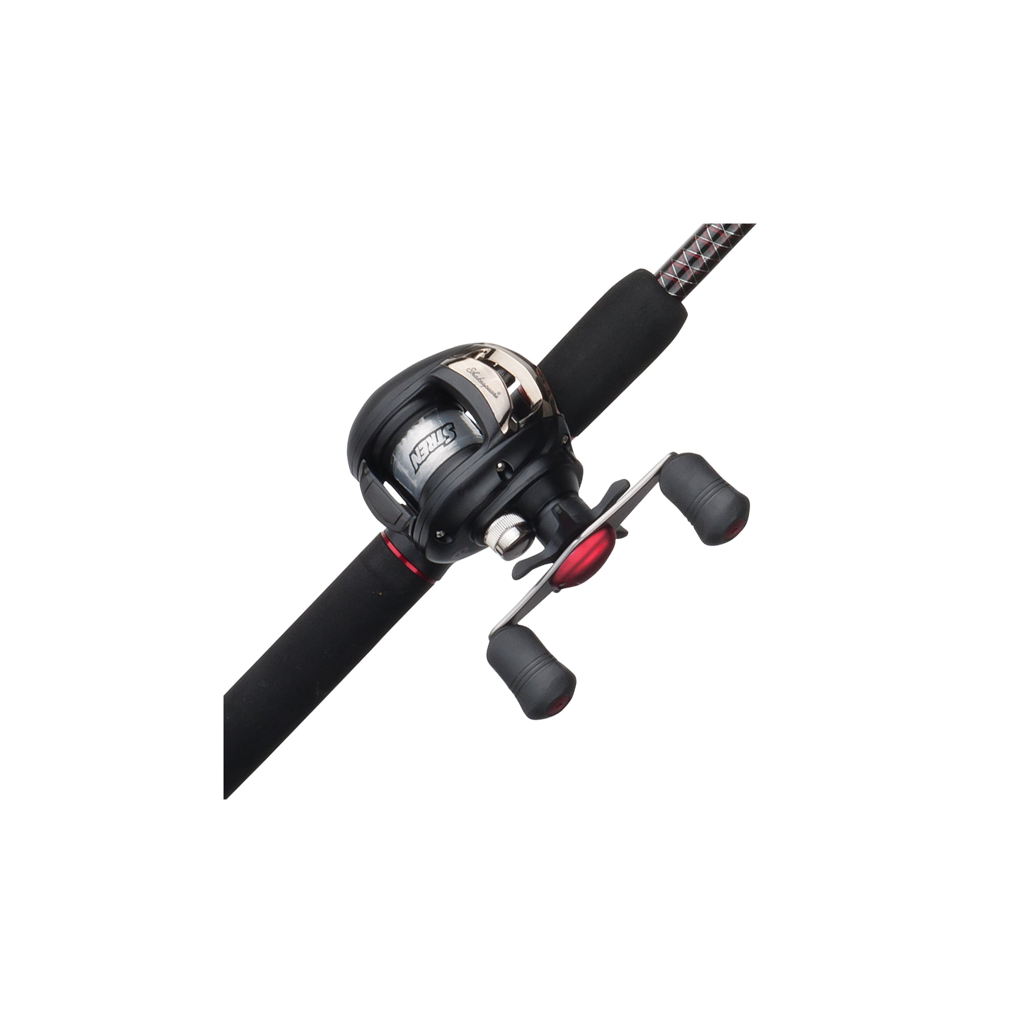 Shakespeare Ugly Stik GX2 Low Profile Baitcast Reel and Fishing Rod Combo by Shakespeare