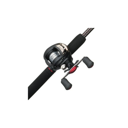 Ugly Stik GX2 Baitcast Low Profile Reel and Fishing Rod