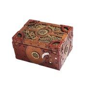 PG Trading 9636 Steam Punk Clockwork Box