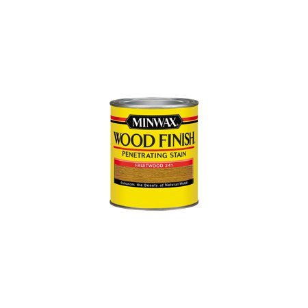 Minwax® Wood Finish™ Fruitwood, Half Pint
