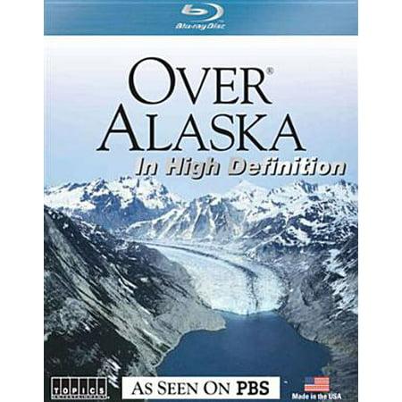 Over Alaska [Blu-Ray] High Definition PBS (2012) DVD ()
