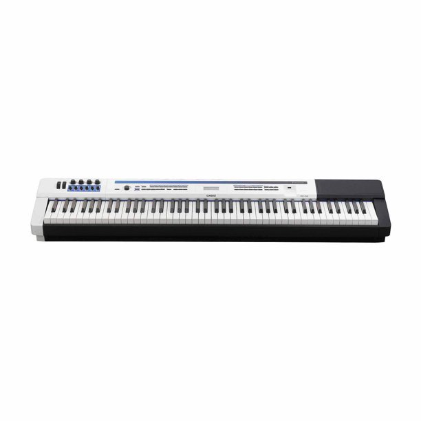 Casio PX-5S 88-Key Privia Pro Digital Stage Piano with Power Supply