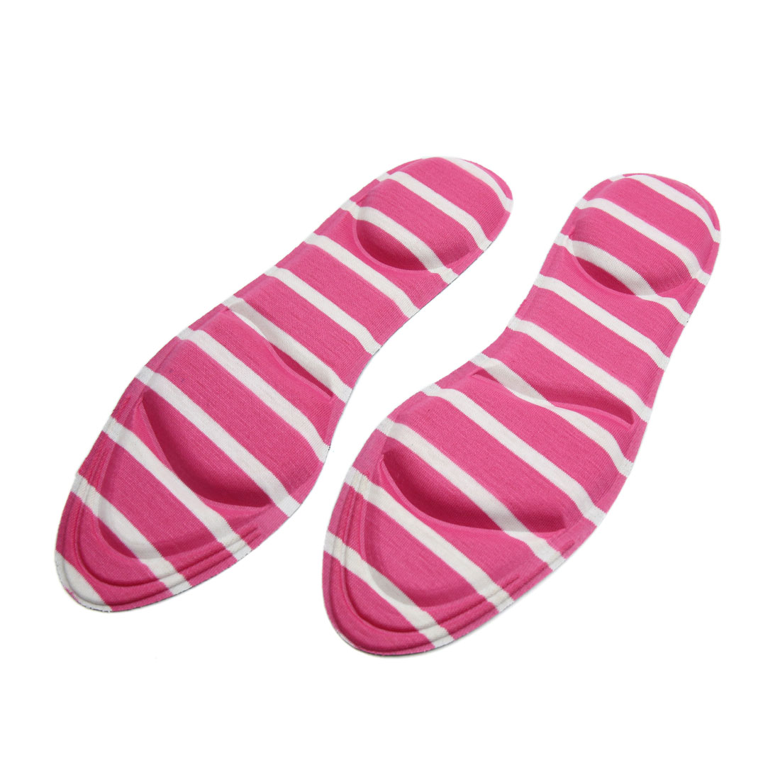 1 Pair Sponge Anti-slip Woman Arch Insert Insoles Shoes Pad Cushion #4