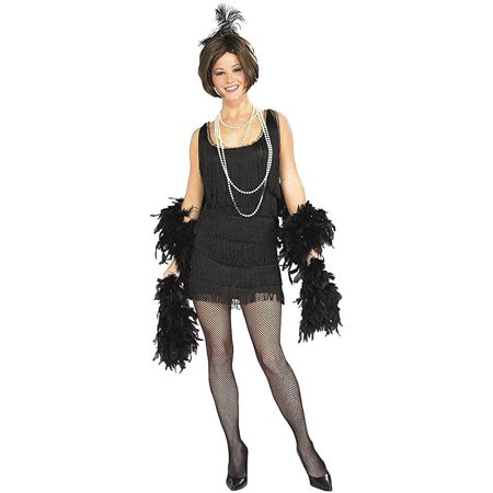 Chicago Flapper Costume - Small - Dress Size for $<!---->