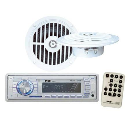 AM/FM-MPX PLL Tuning Radio w/SD/MMC USB + Two 5 1/4
