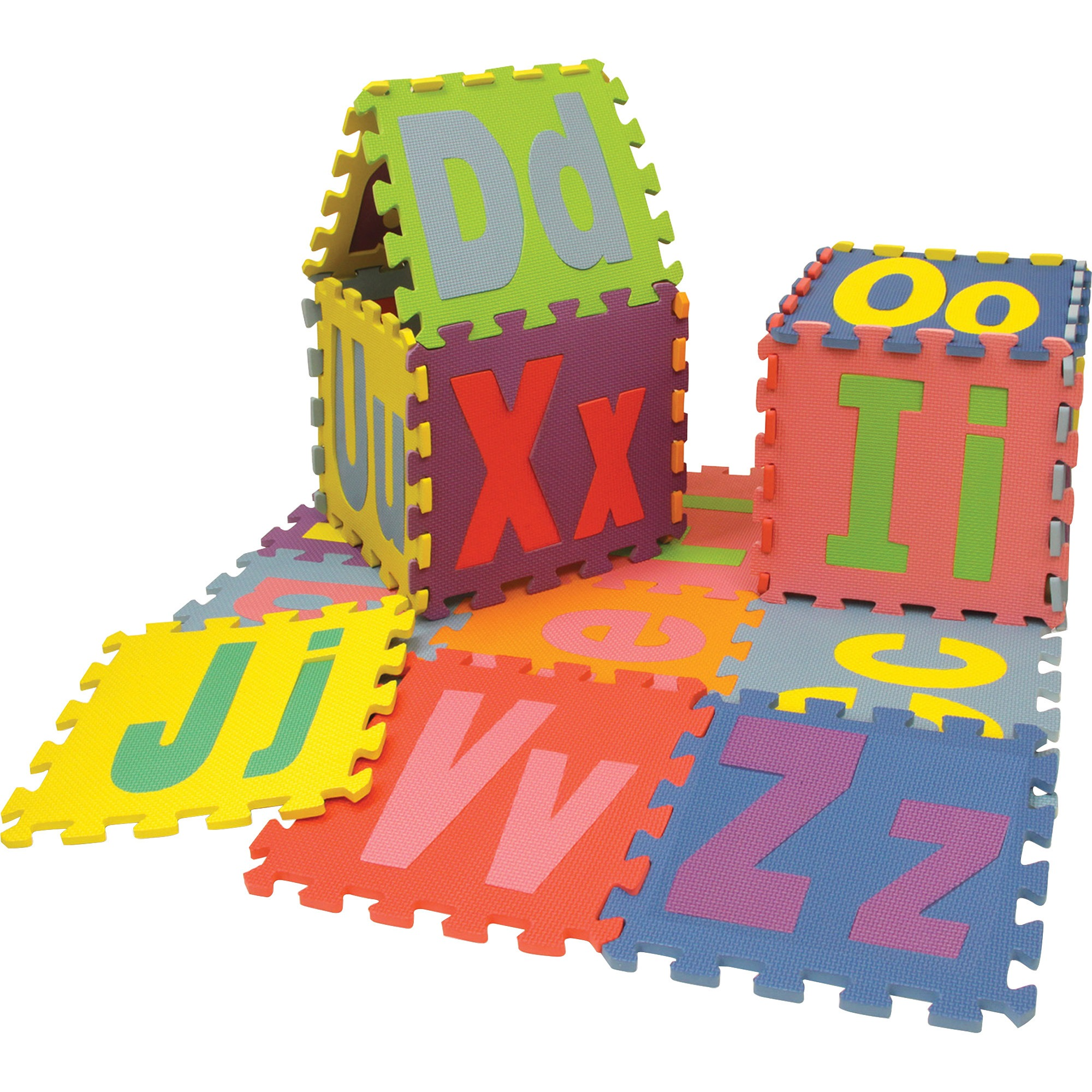 Creativity Street WonderFoam Alphabet Puzzle Mat