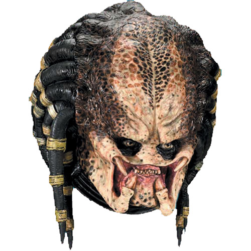 Predator Deluxe Adult Halloween Mask