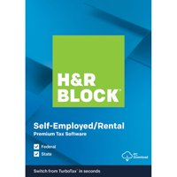 H&R Block 2019 Premium PC (Digital Download)
