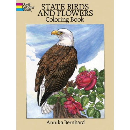 State Birds and Flowers Coloring Book - Angry Birds Halloween Coloring