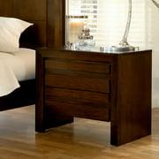 Modus Furniture International Element Charging Station 2 Drawer Nightstand