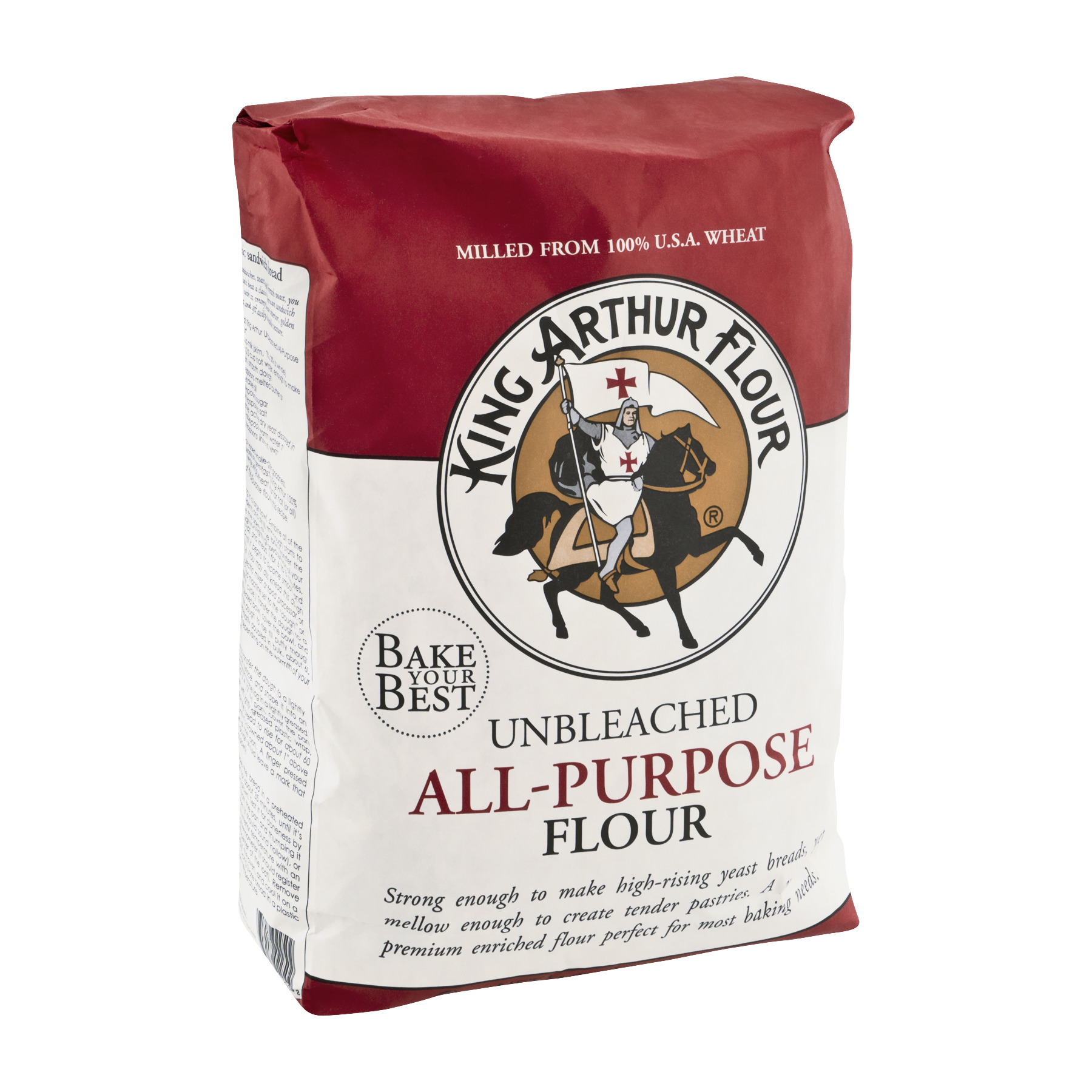 King Arthur Flour All-Purpose Flour Unbleached, 25.0 LB