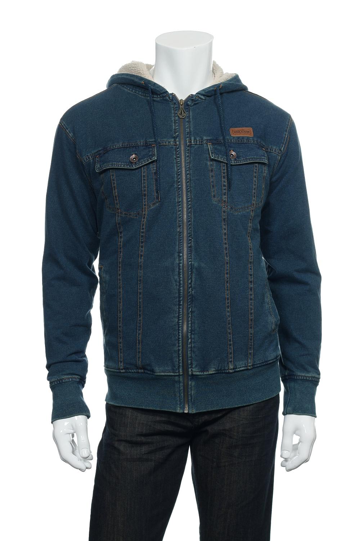 Volcom Men S Blue Insulated Jacket Walmart Com