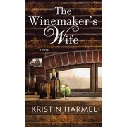 The Winemaker's Wife (Hardcover)(Large Print)