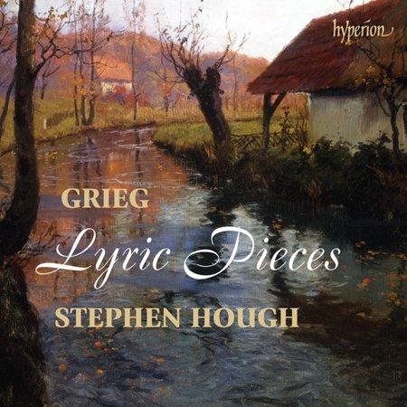 Grieg, E. / Hough, Stephen - Lyric Pieces [CD] - Halloween Stephen Lyrics