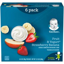 Gerber Fruit & Yogurt