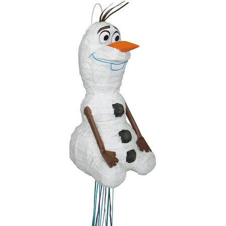 Disney Frozen Olaf Pinata, Pull String - Buy A Pinata