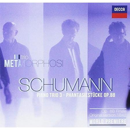 Trio 3 Phantasiestucke (CD) -