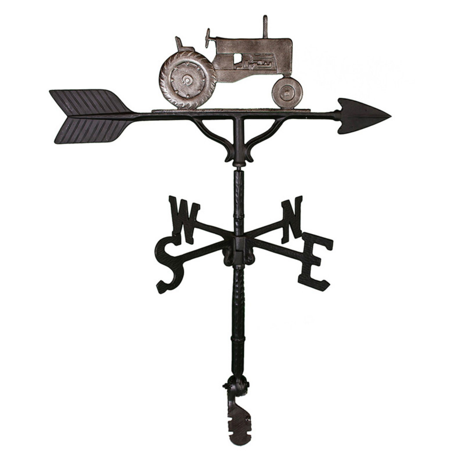 Swedish Iron Tractor Weathervane 32 in. by Montague Metal Products