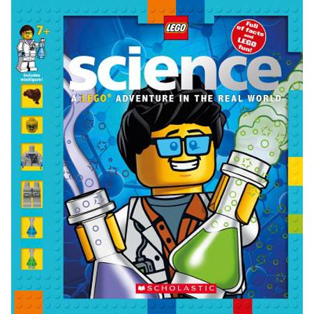 Science: A Lego Adventure in the Real World (Hardcover) (Real Science For Kids)