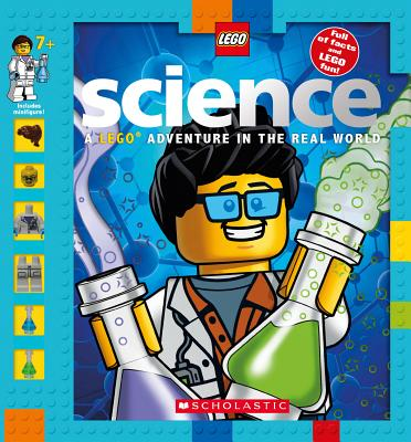 Science: A Lego Adventure in the Real World (Hardcover)
