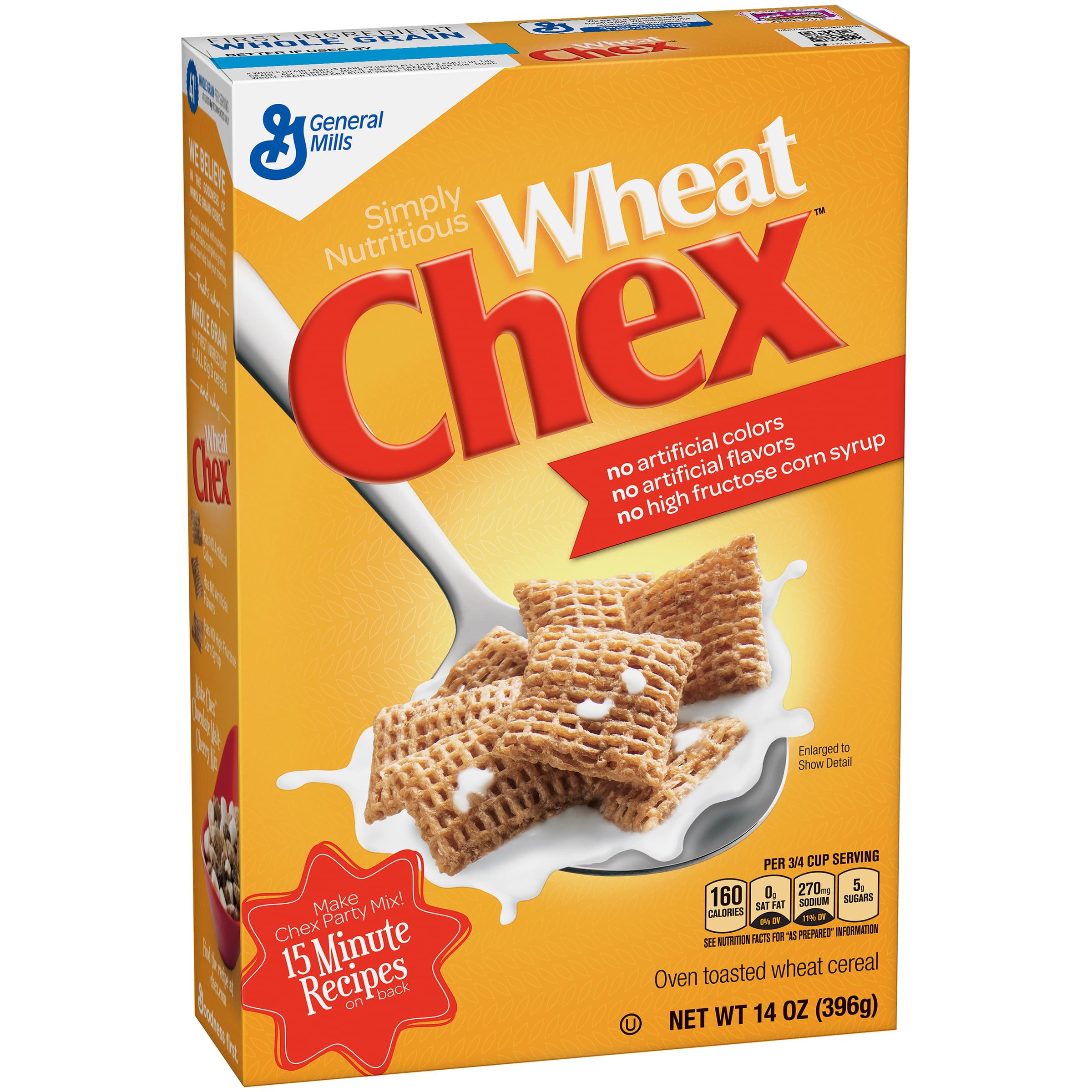 Wheat Chex��� Cereal 14 oz. Box