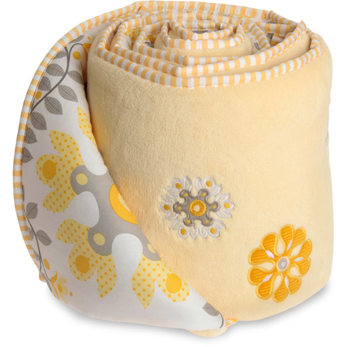 MiGi Sweet Sunshine Collection Crib Bumper