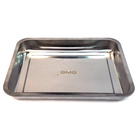 Griddle System (GMG Pellet Grill Stainless Large Pan )