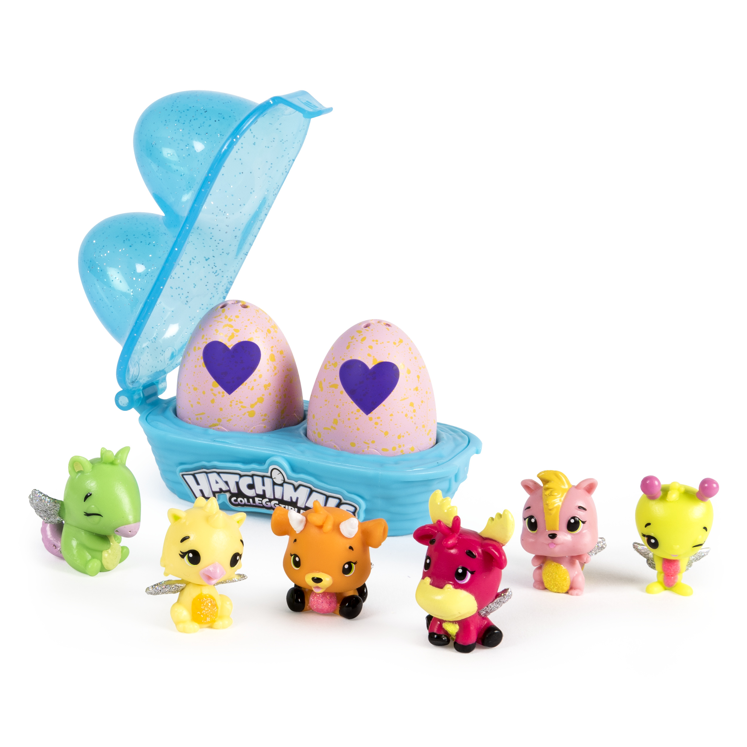 Hatchimals CollEGGtibles Season 2 ‐ 2‐Pack Egg Carton ‐ Citrus Coast by Spin Master