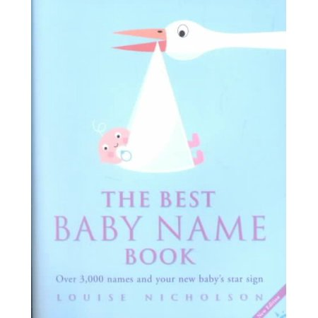 (The Best Baby Name Book)
