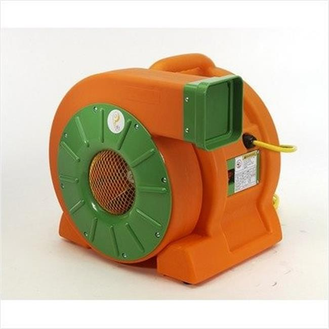 High Velocity 1.5 HP 1180 CFM Commercial Grade Utility Blower